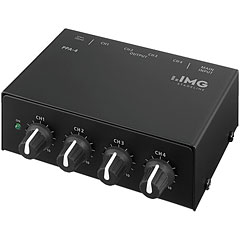 IMG Stageline PPA-4 « Ampli. pour casque