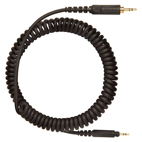 Cable In Ear Shure HPACA1 Coiled Replacement Cable for SRH