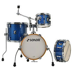 "Sonor AQX 14"" Blue Ocean Sparkle Micro Shell Set « Batería"