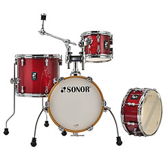 "Sonor AQX 14"" Red Moon Sparkle Micro Shell Set « Batería"
