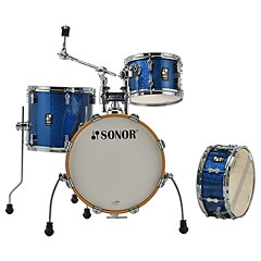 "Sonor AQX 16"" Blue Ocean Sparkle Jungle Shell Set « Batería"