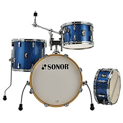 "Sonor AQX 18"" Blue Ocean Sparkle Jazz Shell Set « Batería"