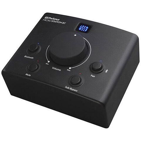 Controlador monitor Presonus MicroStation BT