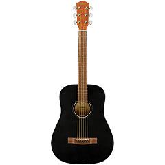 Fender FA-15 3/4 Black Limited Edition « Westerngitarre