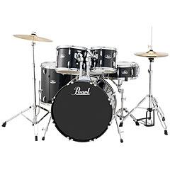"""Pearl Roadshow 22"""" Jet Black Complete Drumset « Batterie acoustique"""