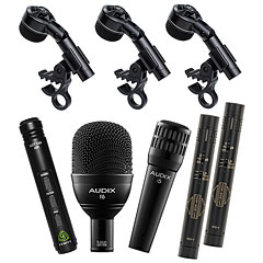 Musik Produktiv Club Starter Drum Pack « Sets microphone