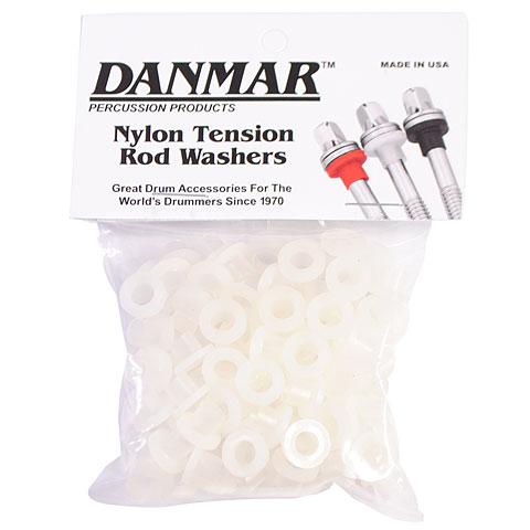 Ersatzteil Danmar Tension Rod Washers 100 Pcs. White