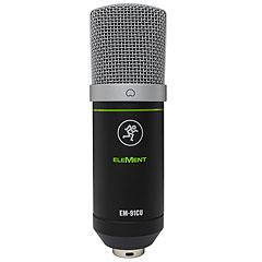 Mackie EM-91CU « Microfoon