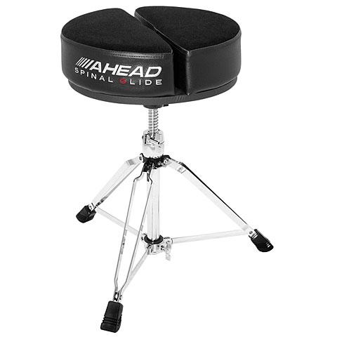 Sillín de batería AHead Spinal Glide Round