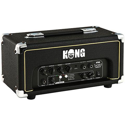 Cabezal guitarra Kong Solid Twenty 20 Head