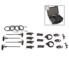 DPA KIT-4099-DC-4R Rock Touring Kit « Mic Bundle