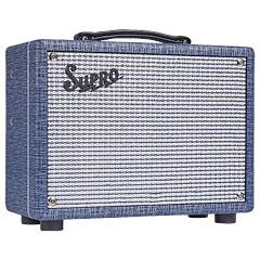 Supro '64 Super Blue Rhino Tolex « Amplificador guitarra eléctrica