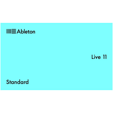 DAW-Software Ableton Live 11 Standard Download
