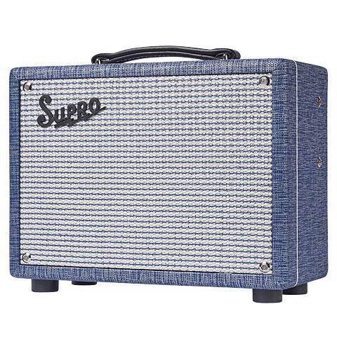 Ampli guitare (combo) Supro 64 Super Reverb BR