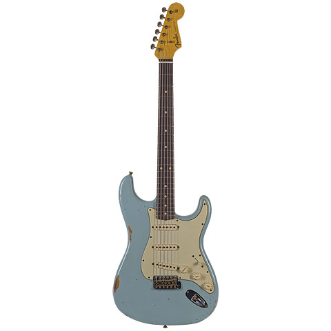 Fender Custom Shop1960 Relic Strat, « E-Gitarre