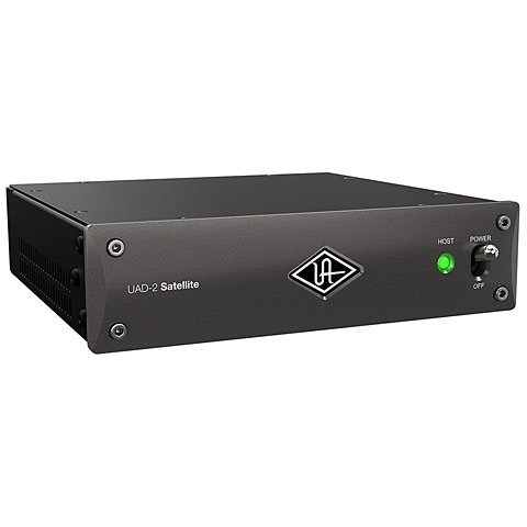 Audio Interface Universal Audio UAD-2 Satellite TB3 Quad