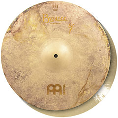 Meinl Byzance Vintage 16'' Benny Greb Sand Hihat « Cymbale Hi-Hat