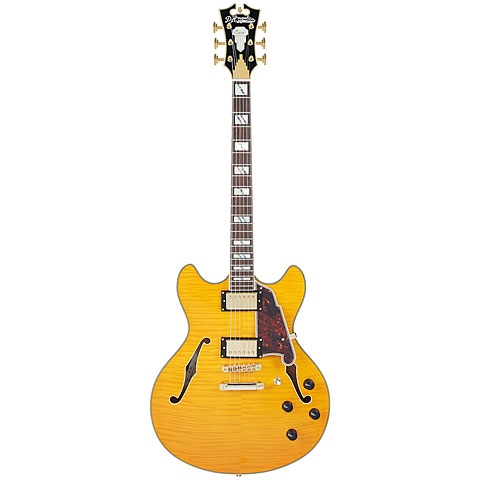 D'Angelico Excel DC VNAT « Electric Guitar