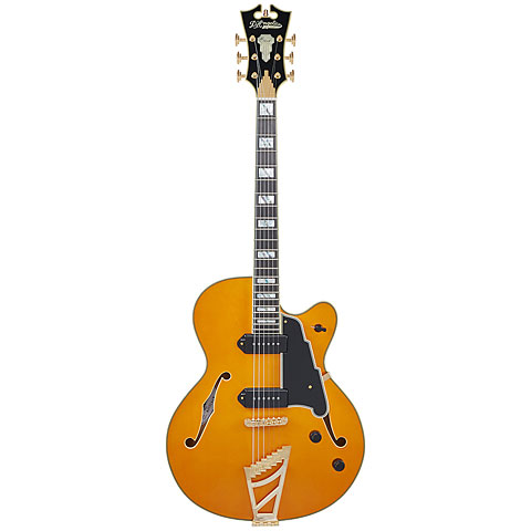 D'Angelico Excel 59 VNAT « Guitarra eléctrica