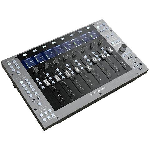 Contrôleur MIDI SSL UF8