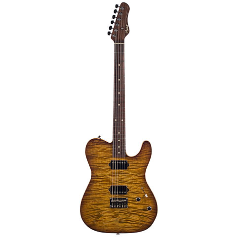Haar Traditional T Ice Tea Burst « E-Gitarre