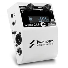 Two Notes Torpedo C.A.B. M+ « Recording Tool