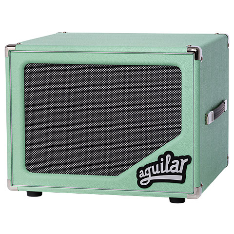 Box E-Bass Aguilar SL 112 BC Poseidon Green , limited Edition