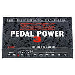 VoodooLab Pedal Power 3 « Alimentation guitare/basse