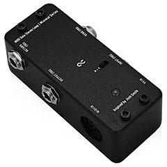 One Control MIDI Solo Stereo Loop - True Bypass Looper « Little Helper