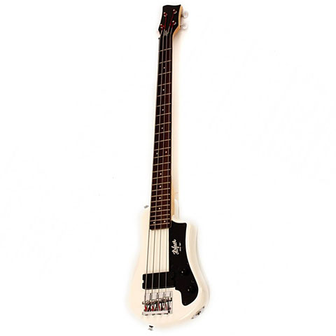 Höfner Shorty WH « Electric Bass Guitar