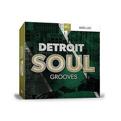 Toontrack Detroit Soul Grooves MIDI « Softsynth