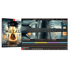 Toontrack Metal EBX « Softsynth