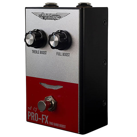 Effectpedaal Bas Ashdown PRO-FX Two-Band Boost