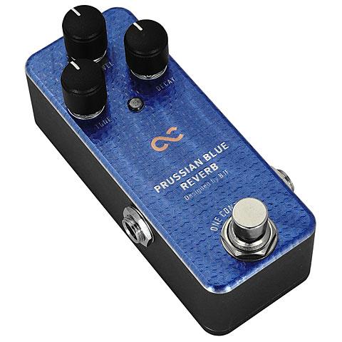 Effectpedaal Gitaar One Control Prussian Blue Reverb