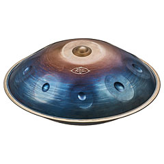 PanAmor Pro D-Celtic minor 432 Hz Handpan « Handpan
