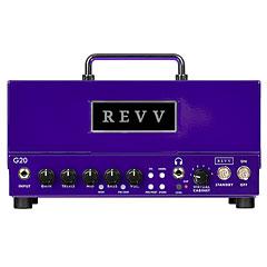 Revv G20 purple « Cabezal guitarra