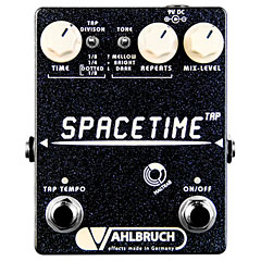 Vahlbruch Space Time Tap Creme Knob « Pedal guitarra eléctrica