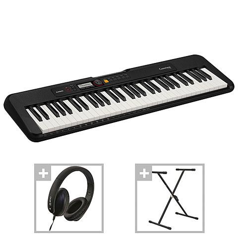 Keyboard Casio CT-S200BK Set