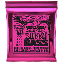 Ernie Ball Super Slinky Bass 2854 .040-100 Short Scale