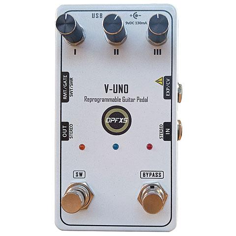 Pedal guitarra eléctrica OPFXS V-UNO