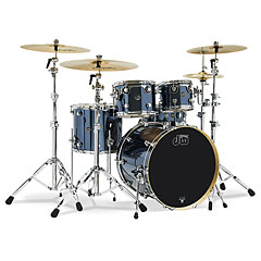 "DW Performance Finish Ply 22"" Chrome Shadow « Batterie acoustique"