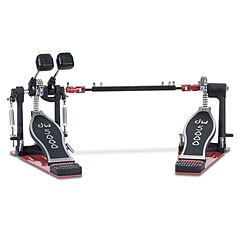 DW 5000 Series Delta III Turbo CP5002TDL3 Left Side Double Pedal « Pedal de bombo