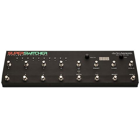 Littler helper Electro Harmonix Super Switcher