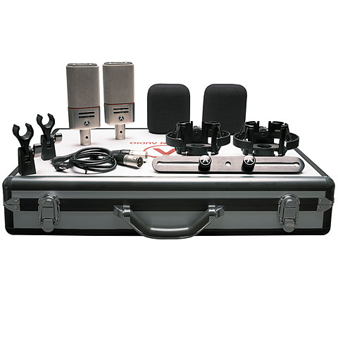 Sets de micrófonos Austrian Audio OC818 Dual Set Plus