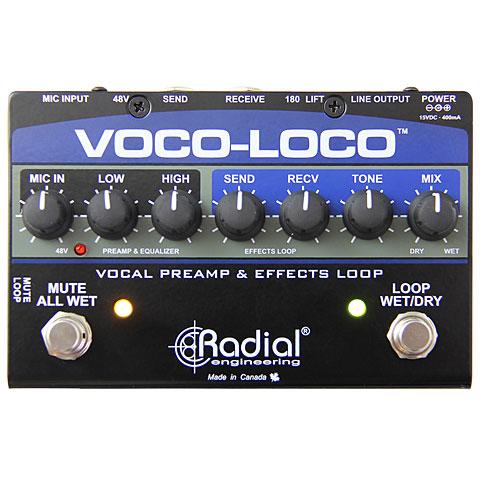 DI-Box/splitter Radial Voco-Loco