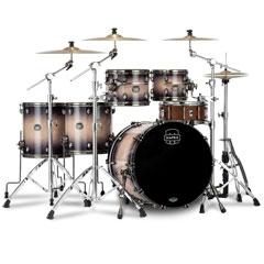 """Mapex Saturn Evolution Exotic Violet Burst 22"""" Studioease Shell Set « Schlagzeug"""
