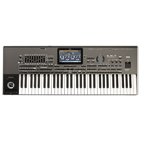 Keyboard Korg Pa4X Musikant 61 Showroom