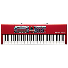 Clavia Nord Electro 6 HP Showroom « Stagepiano