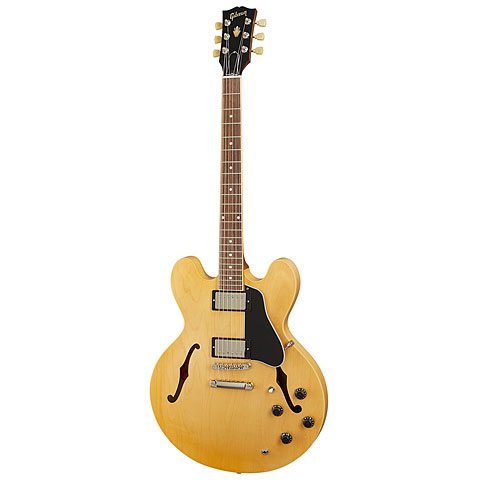 Gibson ES-335 Satin Natural « Guitare électrique