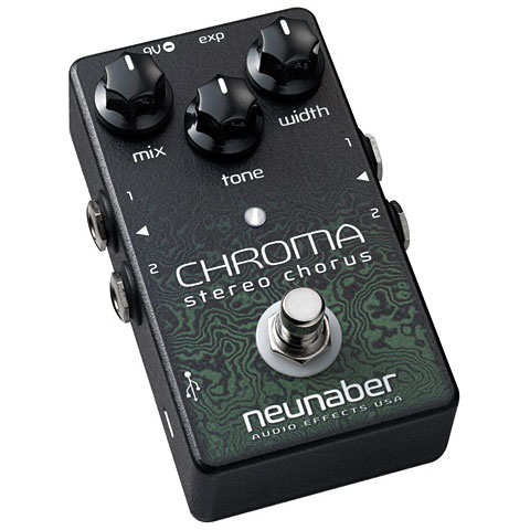 Effektgerät E-Gitarre Neunaber Chroma Stereo Chorus V2